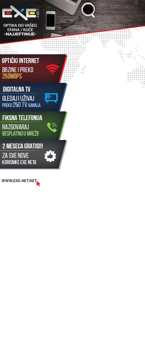 ExeNet - Najveći internet provajder u Nišu