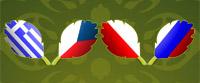 Grčka – Češka | Poljska – Rusija