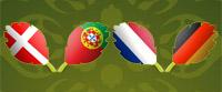 Danska – Portugal | Holandija – Nemačka