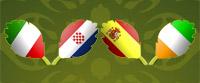 Italija – Hrvatska | Španija – Irska