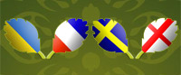 Ukrajina – Francuska | Švedska – Engleska