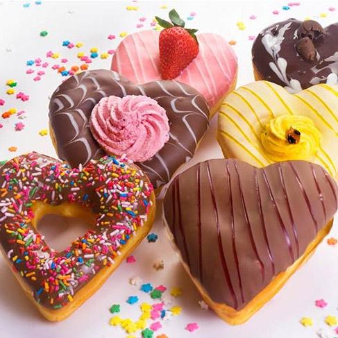 10 načina da hranu prilagodite duhu Dana zaljubljenih