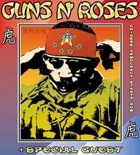 GUNS 'N' ROSES – Chinese Democracy