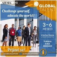 Program plaćenih stručnih praksi u inostranstvu