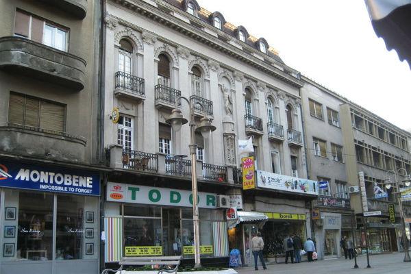Kuća trgovca Andonovića