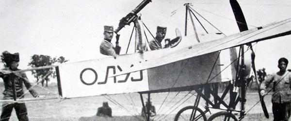 98 godina ratne avijacije