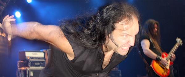 Bivši pevač Iron Maidena u Nišu