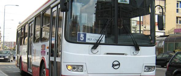 Poskupljuju gradski prevoz i parking u Nišu