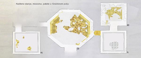 Carska palata pronađena, pa zatrpana