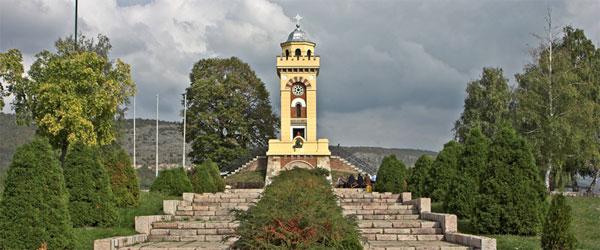 Spomenik na Čegru