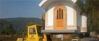 Pokretna crkva u Nišu