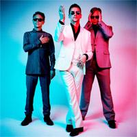 Prevoz na Depeche Mode