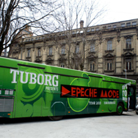 Tuborg Warm-Up Bus u Nišu