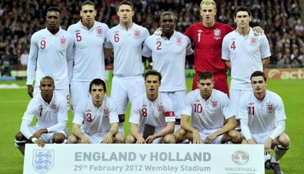 Engleska – EURO 2012