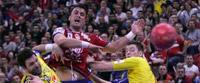 Rukometaši Srbije u polufinalu