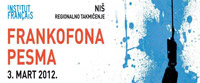 Frankofona pesma 2012 – polufinale