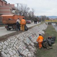 Očišćena Gabrovačka reka
