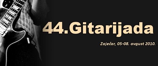 44. gitarijada u Zaječaru
