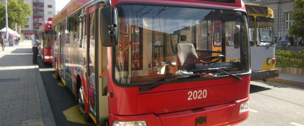 Novi tarifni sistem gradskog prevoza