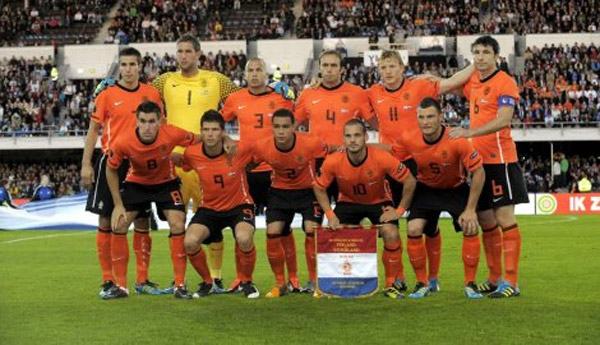Holandija – EURO 2012