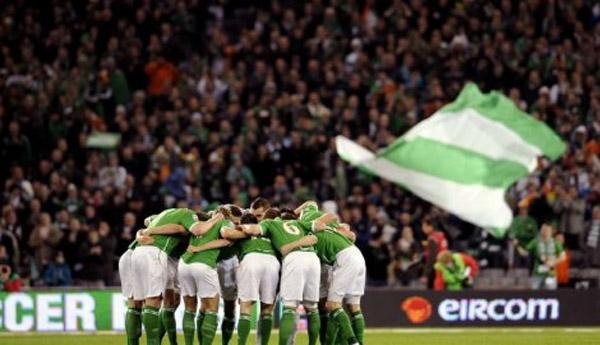 Republika Irska – EURO 2012