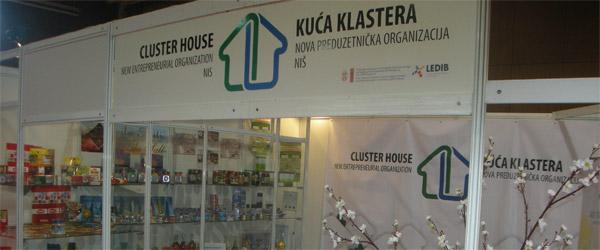 Učešće kuće Klastera na Međunarodnom sajmu poljoprivrede