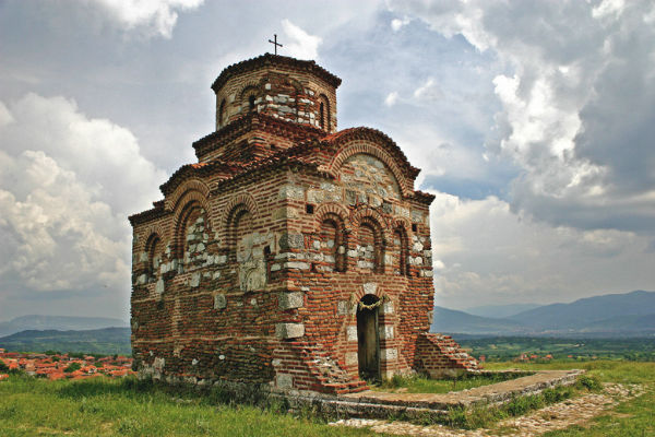 Latinska crkva kod Gornjeg Matejevca