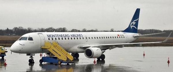 Montenegro Airlines u Nišu