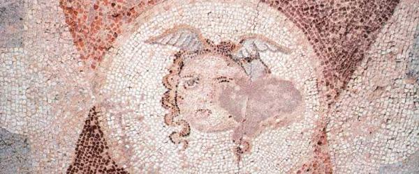 Mozaik ljiljana u carevoj vili