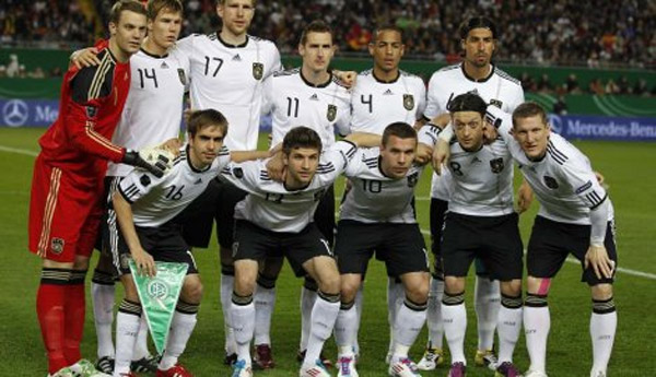 Nemačka – EURO 2012