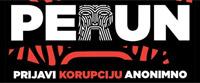 Perun – prijavi korupciju anonimno