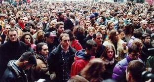 Studentski protest '96/'97. u Nišu