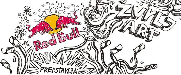 Red Bull ŽvrljArt projekat