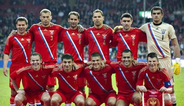 Rusija – EURO 2012