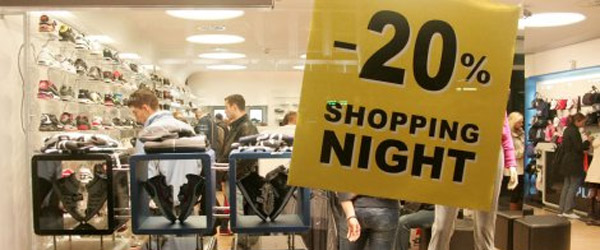 Shopping Night u Nišu