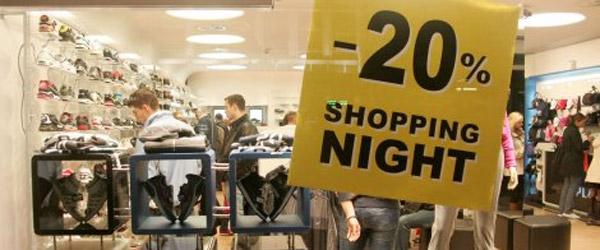Noć kupovine u Nišu