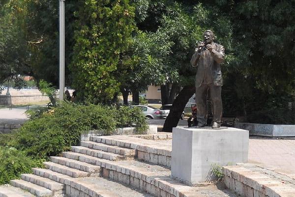 Spomenik Šabanu Bajramoviću
