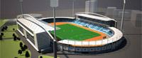 Stadion po svetskim standardima