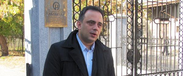 """Uređenje starog groblja """"Gorica"""""""