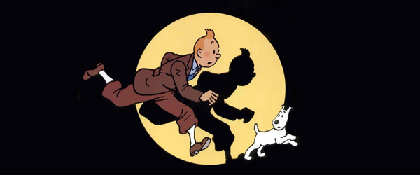 TinTin movie (video)