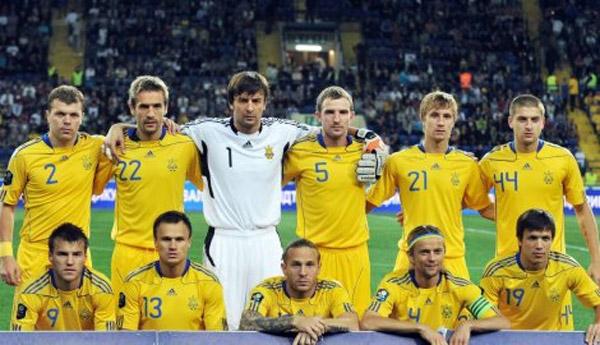 Ukrajina – EURO 2012