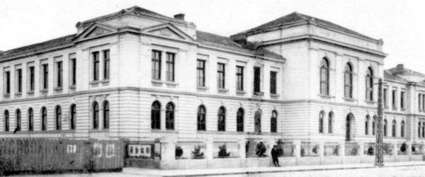 Zgrada muške gimnazije