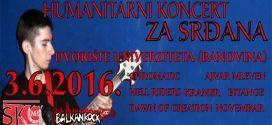 Humanitarni koncert za Srđana Mitića