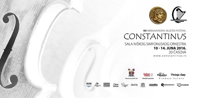 Constantinus 2016