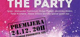 Komedija situacije – The Party