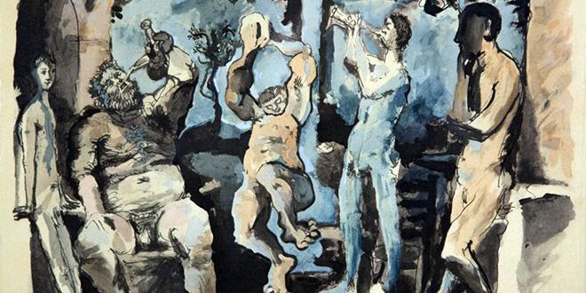 Izložba grafika Pabla Pikasa u Nišu