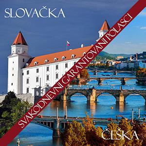 Prevoz do Slovačke i Češke