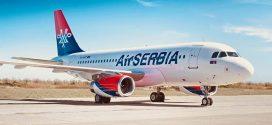 Prodaja karata za letove Air Serbia iz Niša