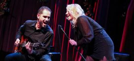 Charlie Hunter & Lucy Woodward na Nišvilu