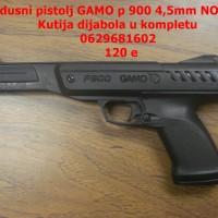 Vazdusni pistolj Gamo p 900 4,5mm NOVO